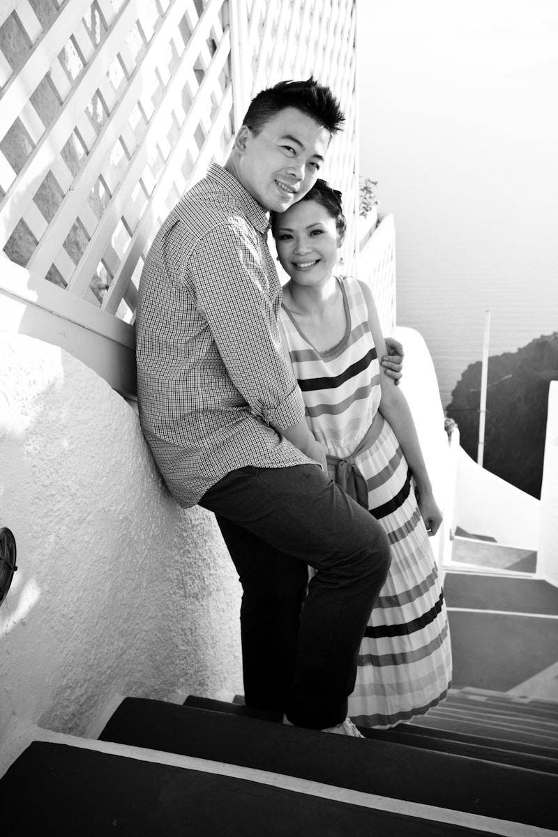 engagement photography santorini 1