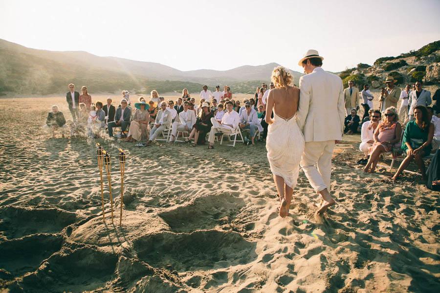 antiparos summer destination wedding