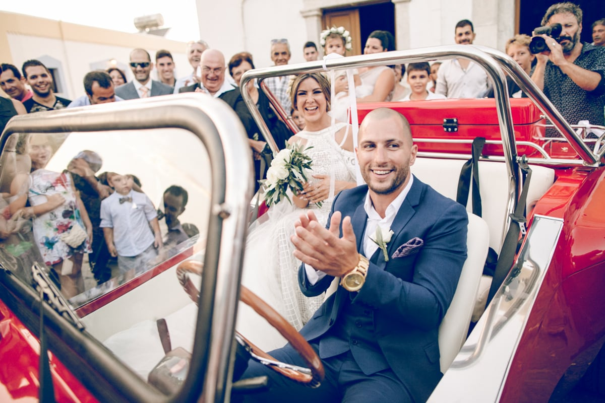 KOS DESTINATION SUMMER WEDDING IN GREECE